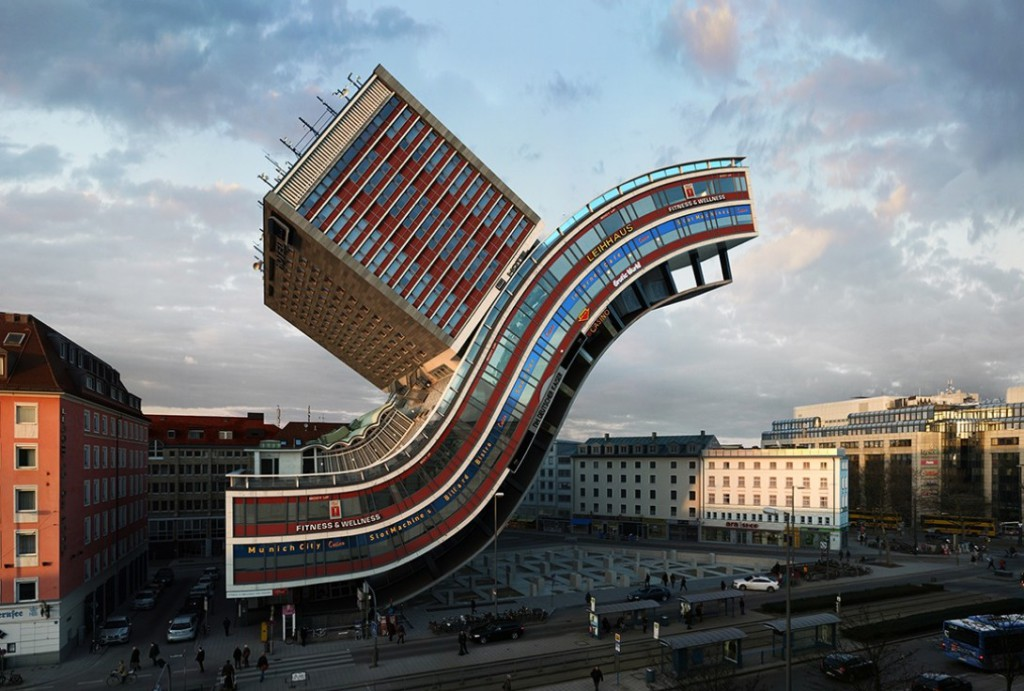 Flexible building - Victor Enrich