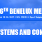 INCITE will be at 36th Benelux Meeting on Systems and Control