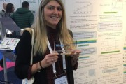 Best Poster Award at WindEurope 2017 for Sara Siniscalchi Minna