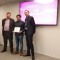 Award for Jesus Lago for TOP3 at RTE forecasting competition