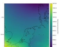 Numerical weather prediction (NWP) for the renewable energy sector