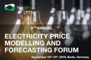 INCITE is at the Electricity Price Modelling and Forecasting Forum