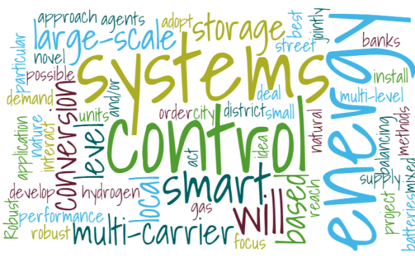 IRP23: Robust management and control of smart multi-carrier energy systems