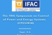 INCITE will be at IFAC CPES 2018